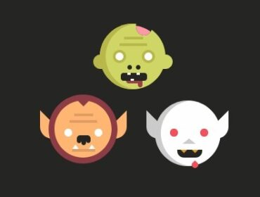 11 animations CSS et Javascript pour fêter Halloween !