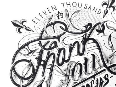 Typographie #2 : Lettering & Calligraphie