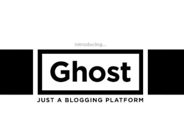 Faisons le point sur Ghost, la nouvelle plateforme de blogging